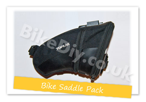 Bicycle Saddle Pack