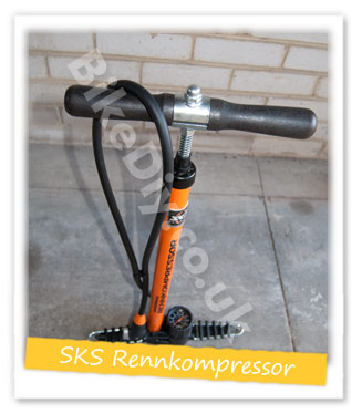 SKS Rennkompressor Track Pump